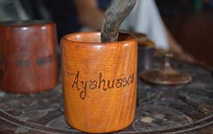 Auahuasca ceremony