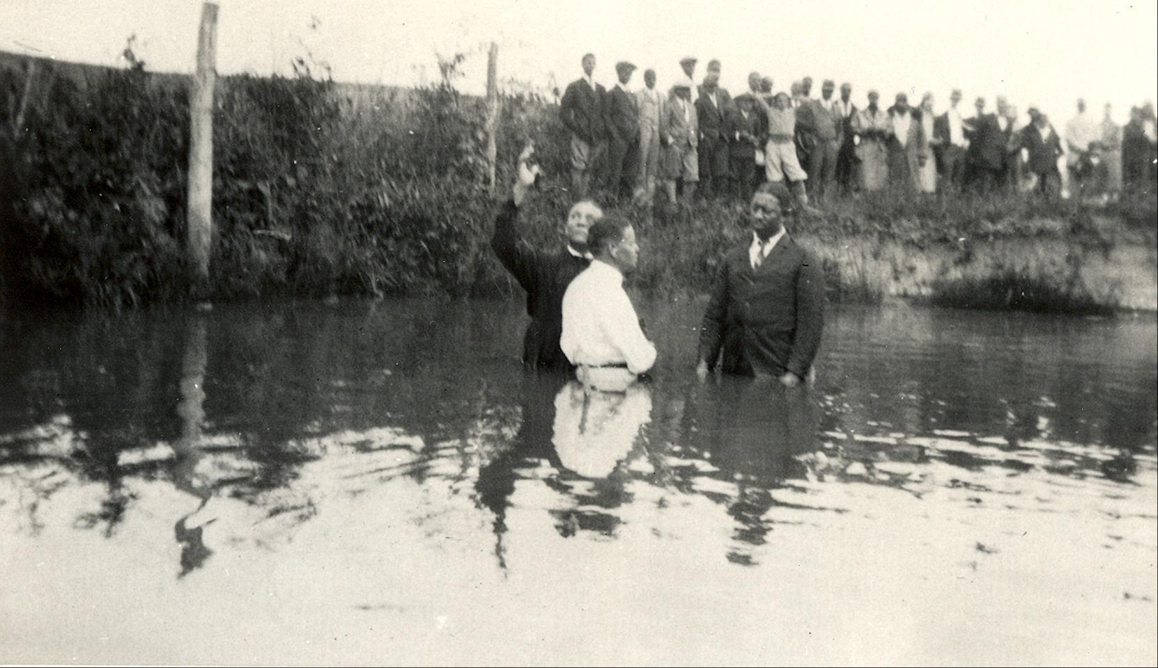 Historic Baptism