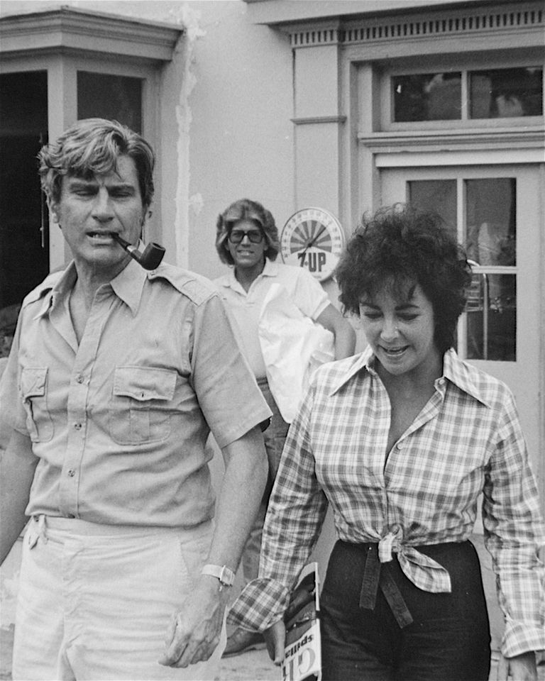 Liz Taylor in Middleburg