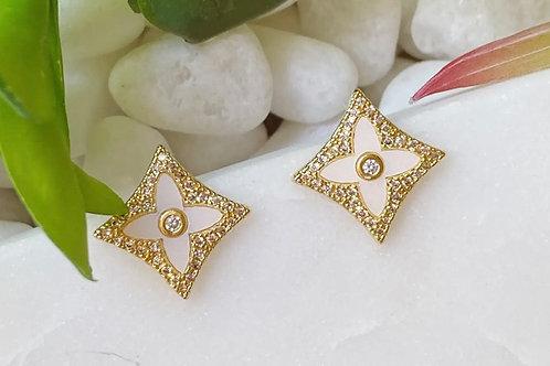 Lily Stud Earrings