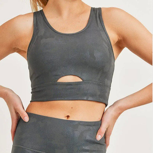 Let's Work It Out Sports Bra