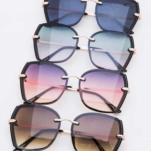 """Valeria""Cat Eye Sunglasses"