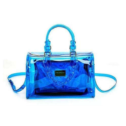 """Life In Plastic""  Handbag"