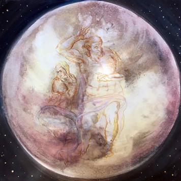 Christ on Pluto