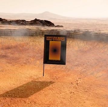 Degree Show on Mars