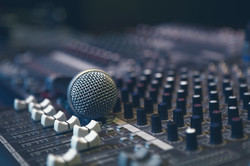 Microphone and Sound Board Rental