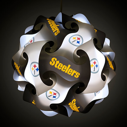 Steelers NFL Lamp