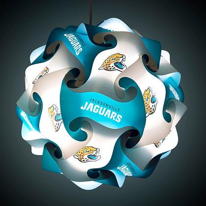Jaguars NFL Lamp