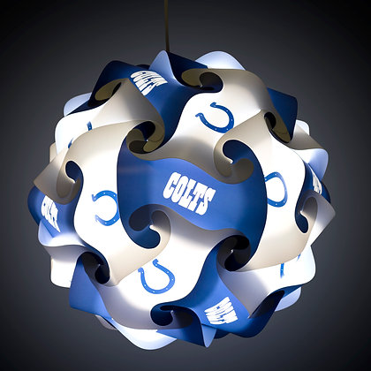 Colts NFL Lamp