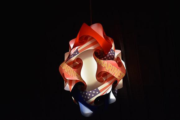 Diamond Marines Lamp