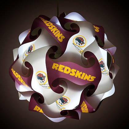 Redskins NFL Lamp