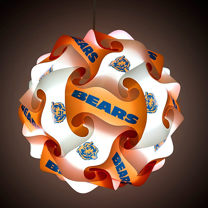 Bears NFL Lamp