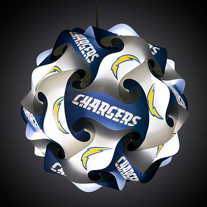 Chargers NFL Lamp