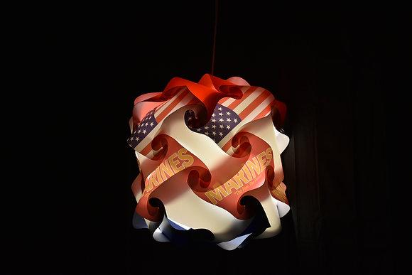 Marshmallow Marines Lamp