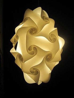 White Diamond Lamp
