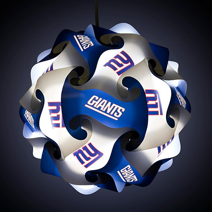Giants NFL Lamp
