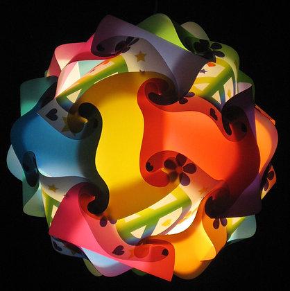 Peace Confetti Sphere