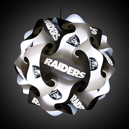 Raiders NFL Lamp
