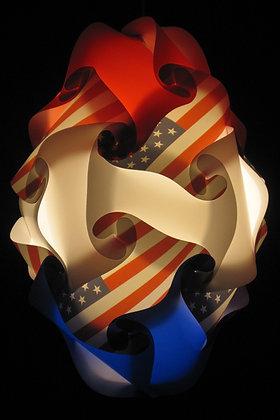 All American Flag #1 Diamond