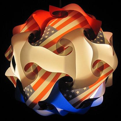 All American Flag #1 Sphere