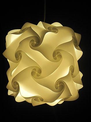 Marshmallow White Lamp