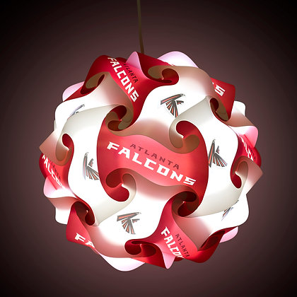 Falcons NFL Lamp