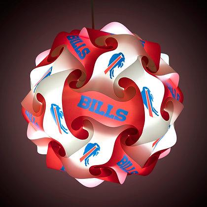 Bills NFL Lamp