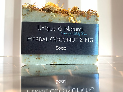 Herbal Coconut & Fig Bar