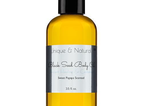 Black Seed Body Oil