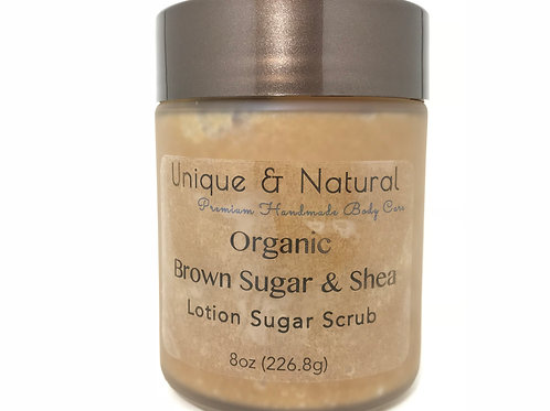 Organic Brown Sugar & Shea