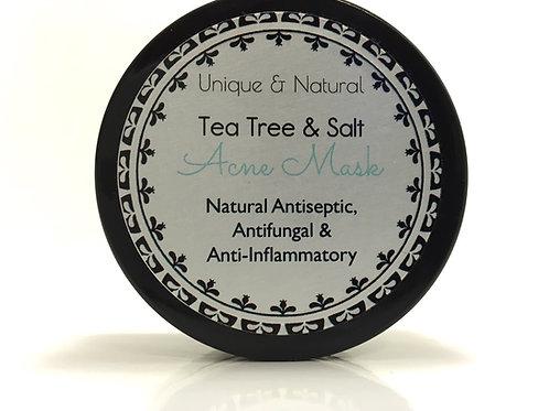 Tea Tree & Salt Acne Scrub