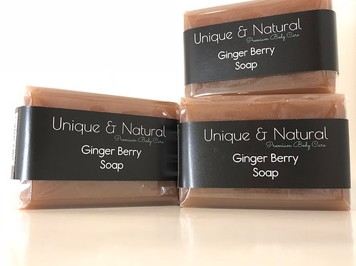 Ginger Berry Bar