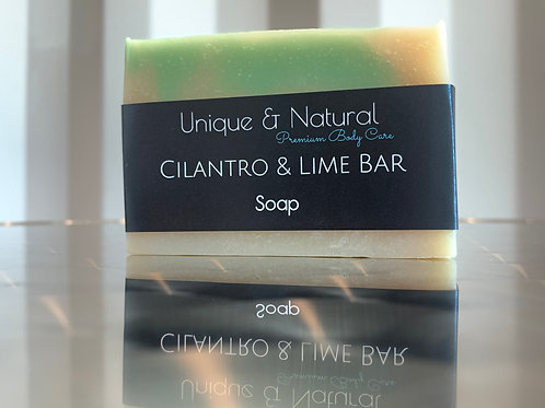 Cilantro & Lime Bar