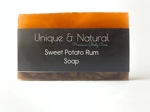 Sweet Potato Rum Bar