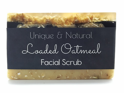 Loaded Oatmeal Facial Scrub
