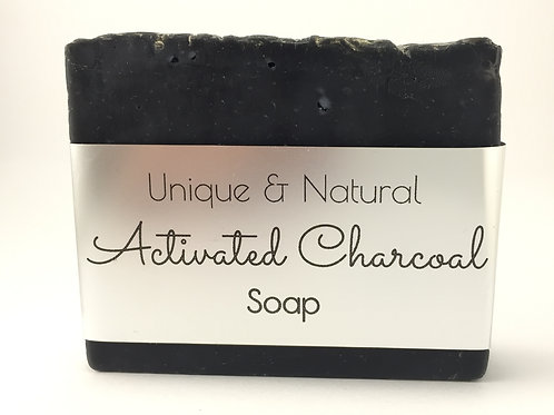 Activated Charcoal With Frankincense