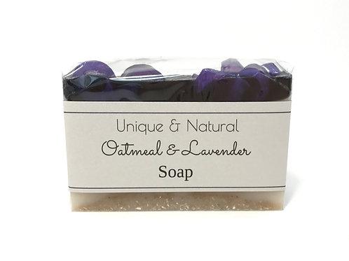 Oatmeal & Lavender