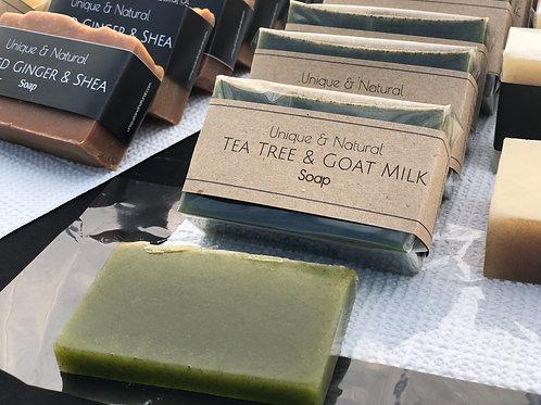 Tea Tree & Goat Milk