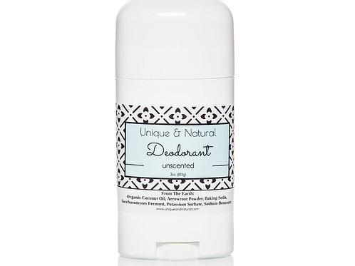 Unique & Natural Deodorant