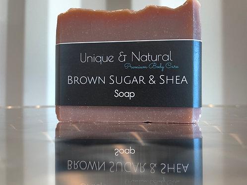 Brown Sugar & Shea