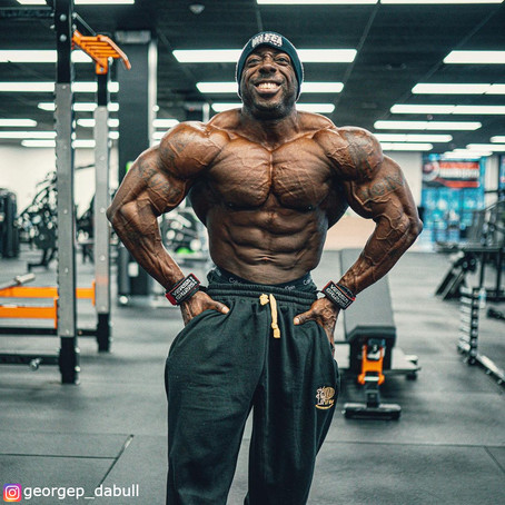 2020 Tampa Pro Competitor George Peterson's Full Day of Eating (Prep)