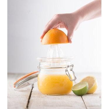 Storage Jar With Juicer Lid 500ML