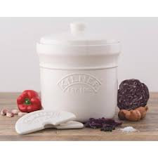 Ceramic Fermenting Crock 9.5 Litre