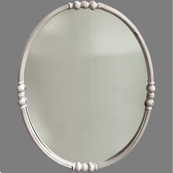 Large Oval Mirror ( Black Only)