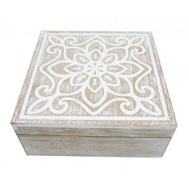 White Wash Box