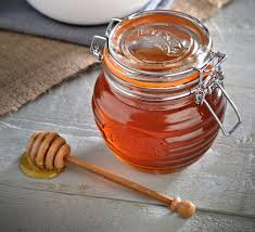 Honey Pot and Drizzle Spoon