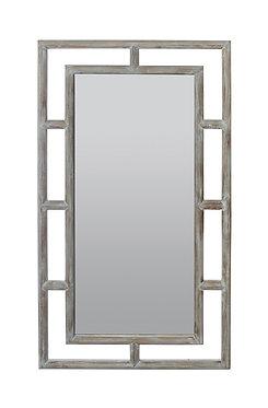 Grey Wash Mirror