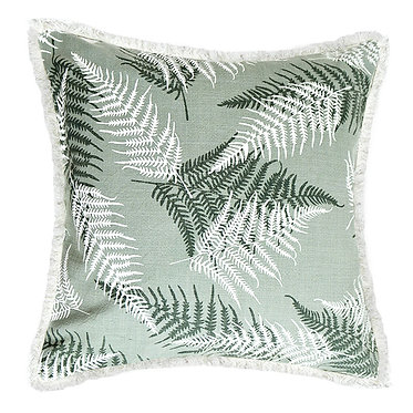 Fern Cushion Cover And Insert
