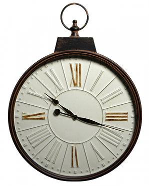 Large Fob Clock