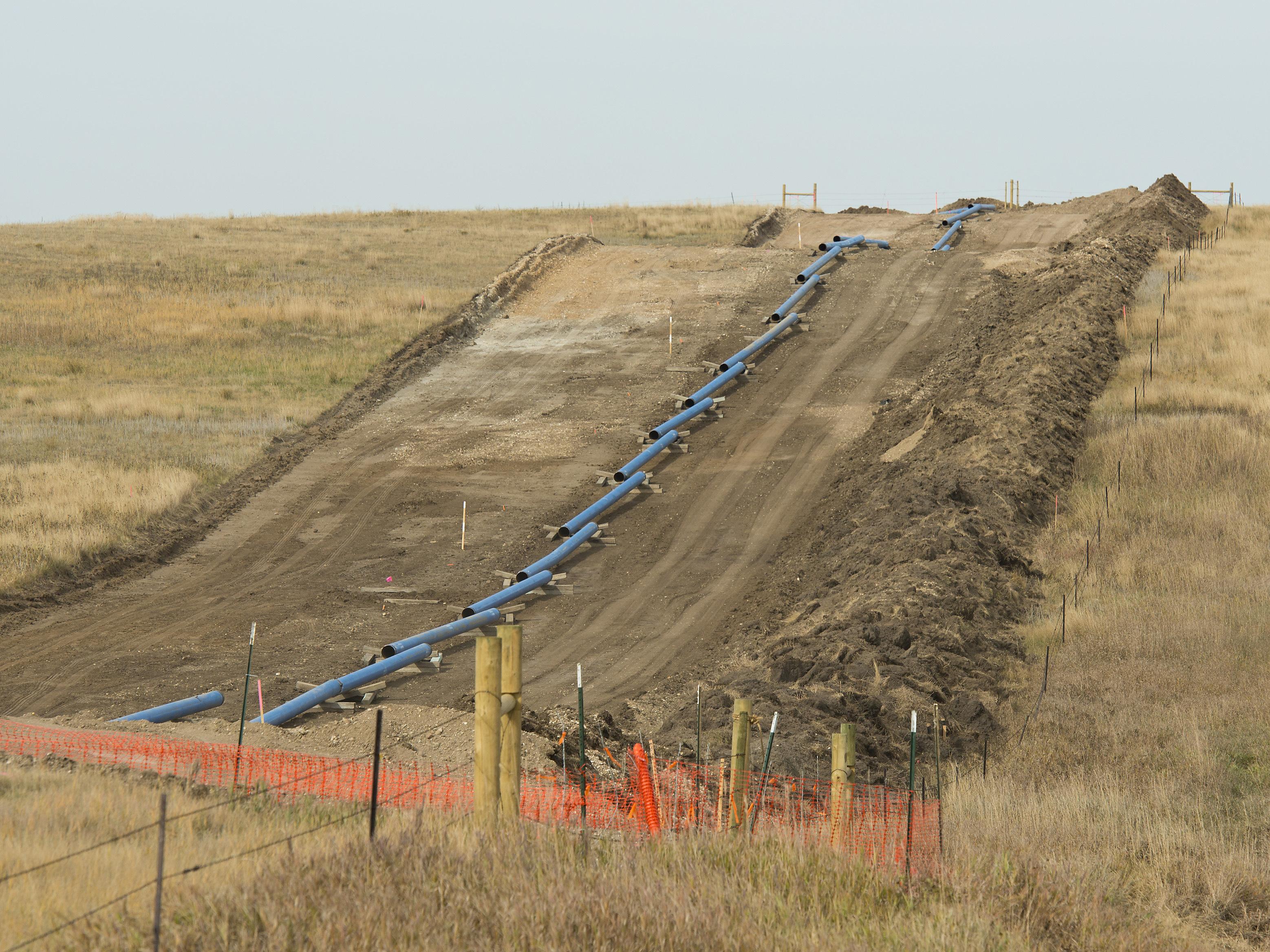 Gas-Transmission-Line